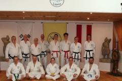 Erstes Training im neuen Center
